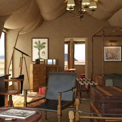 Sonop Namibia Zannier Hotels bedroom
