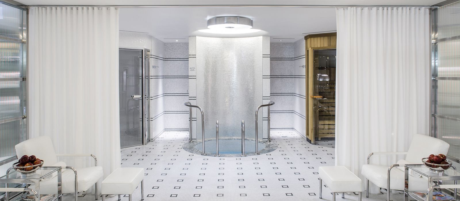 The Beaumont Hotel spa