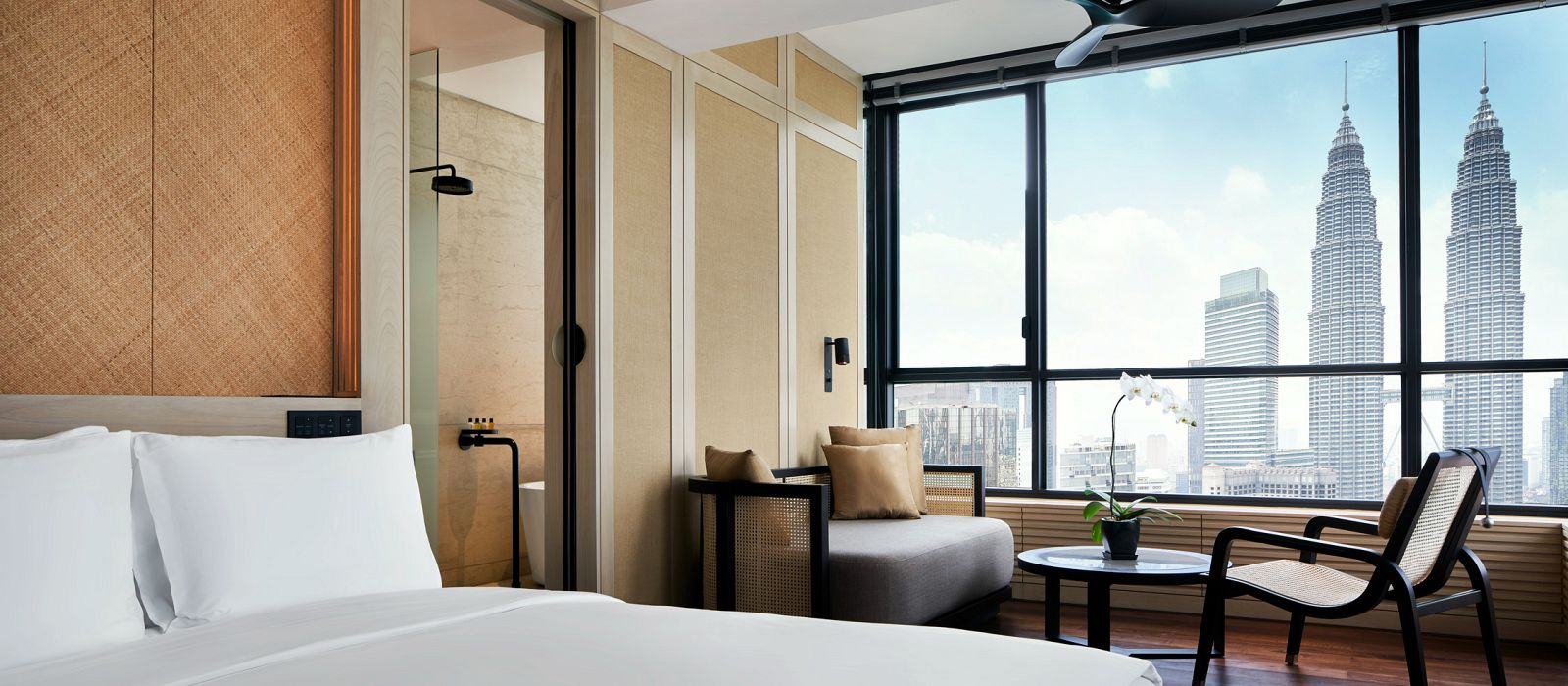The RuMa Hotel and Residences deluxe suite